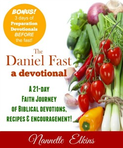 The Daniel Fast Devotional