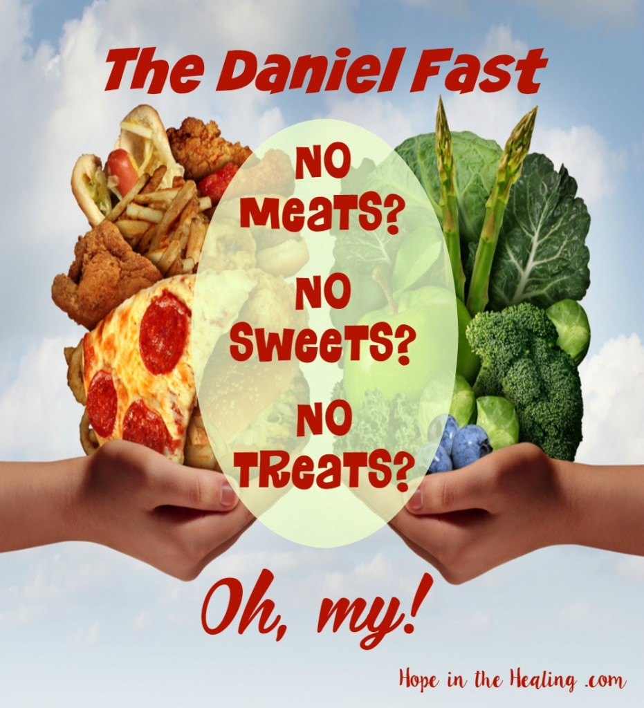 Breakfast Ideas Daniel Fast: The Daniel Fast: No Meats, No Sweets, No Treats? Oh My