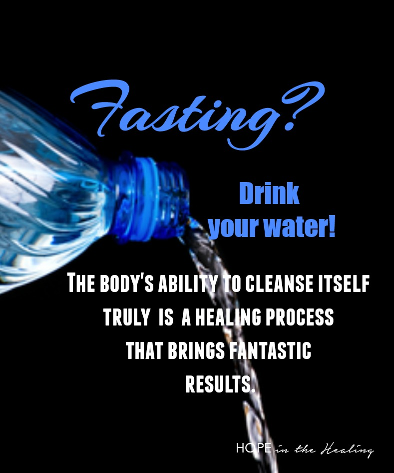 Can You Drink Water While Fasting And Praying